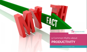 9 Most Common Myths about Productivity-featured